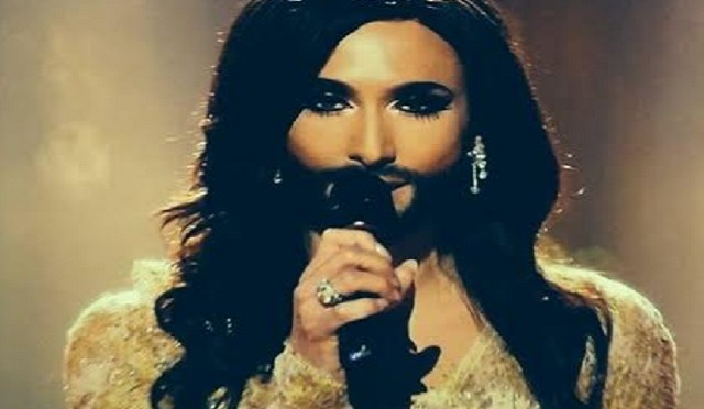 Conchita Wurst Queen of the World